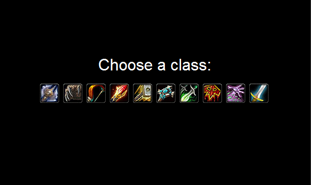 Wow Talent Calculator
